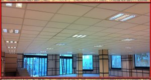 طراحی و اجرای سقف و دیوار کاذب