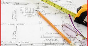 انجام متر کردن و برداشت نقشه ساختمان ها